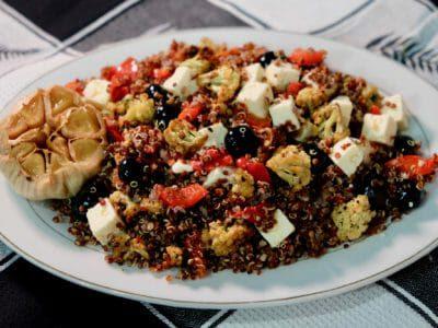 parmesan-crusted-roasted-cauliflower-quinoa-salad