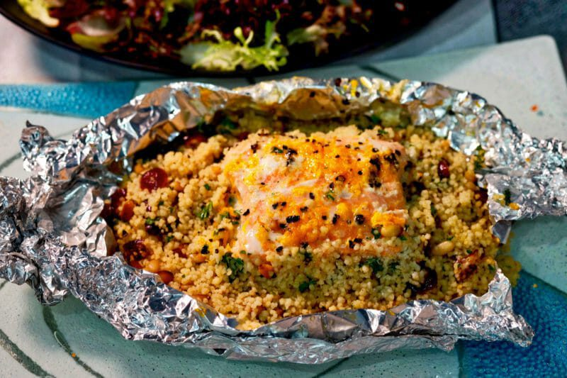 baked-salmon-couscous