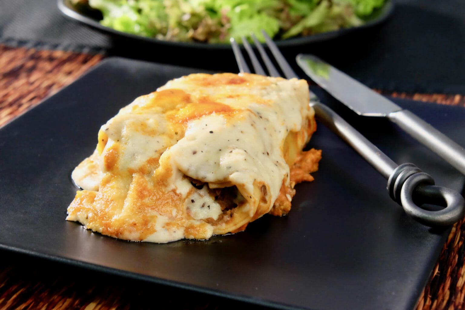 vegetarian-cannelloni-blue-cheese-pasta-sauce