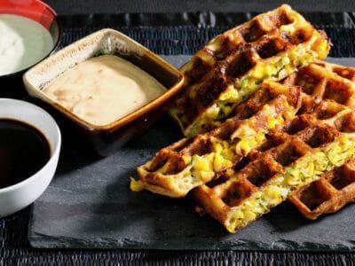 corn-spring-onion-waffles