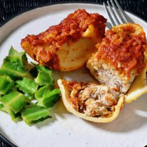 crab-pork-stuffed-shells-conchiglioni
