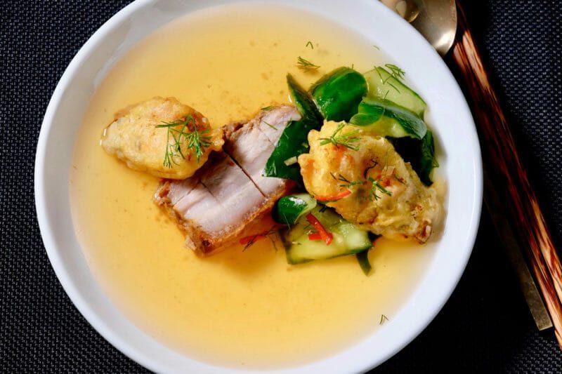 kimchi-soup-crispy-pork-belly-tempura-mussels