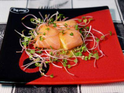 smoked-salmon-poached-egg-wrap