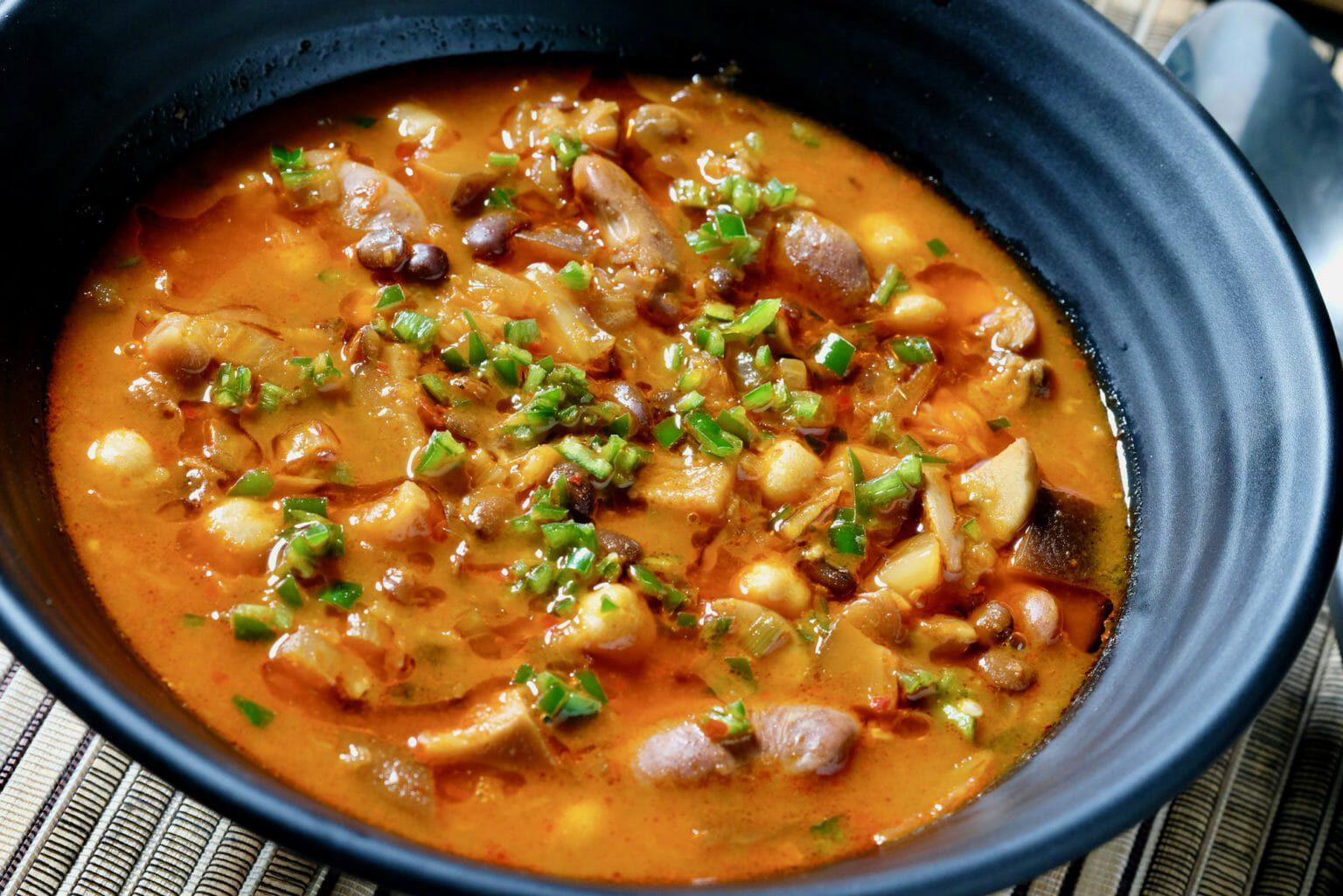 kimchi-bean-stew