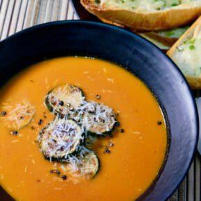 tomato-zucchini-soup