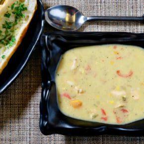 salmon-chowder-with-coconut-milk