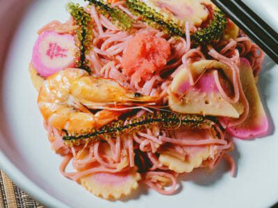 seafood-soba