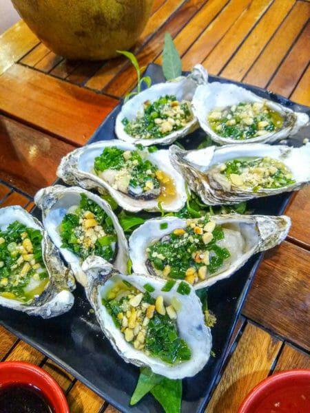 shellfish-scallion-oil