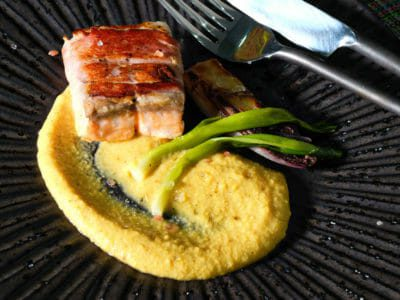 speck-wrapped-salmon-charred-corn-puree-braised-endive-2