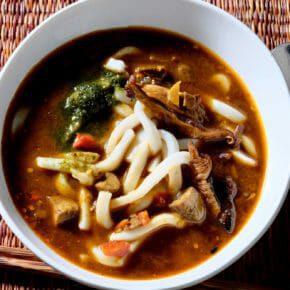 mushroom-curry-udon